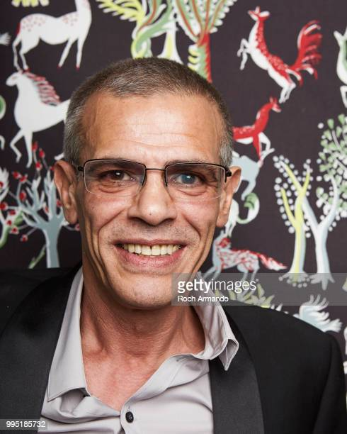 Filmmaker Abdellatif Kechiche is photographed for Self Assignment on May 2018 in Cabourg France