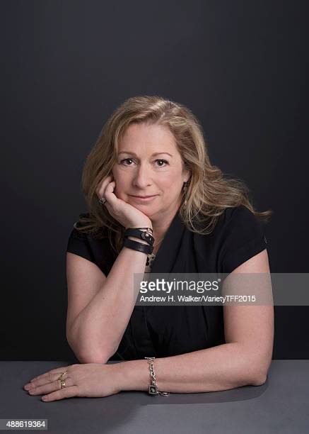 Filmmaker Abigail E Disney is photographed for Variety at the Tribeca Film Festival on April 19, 2015 in New York City.