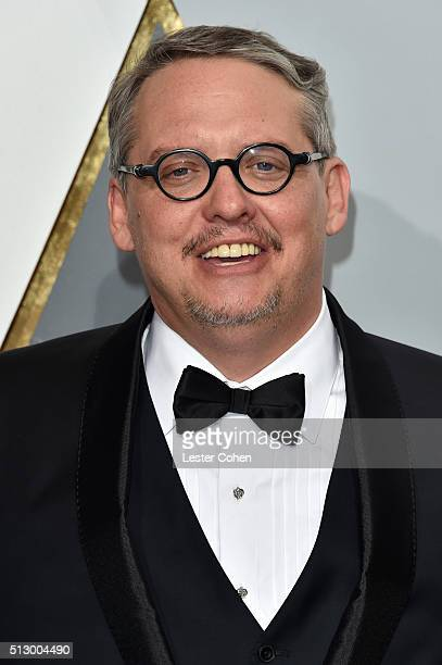 Filmmaker Adam McKay attends the 88th Annual Academy Awards at Hollywood Highland Center on February 28 2016 in Hollywood California