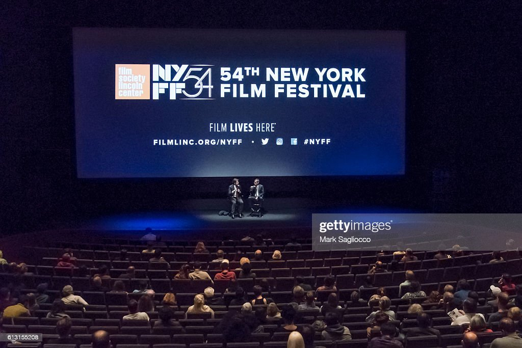 "NY: 54th New York Film Festival - ""The Death of Louis XIV"" Intro and Q&A"