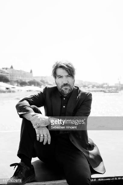 Filmmaker Albert Serra poses for a portrait on May 17, 2016 in Cannes, France.