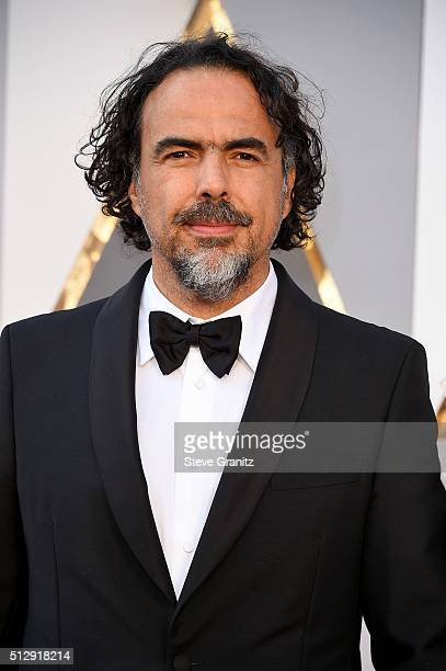 Filmmaker Alejandro Gonzalez Inarritu attends the 88th Annual Academy Awards at Hollywood Highland Center on February 28 2016 in Hollywood California