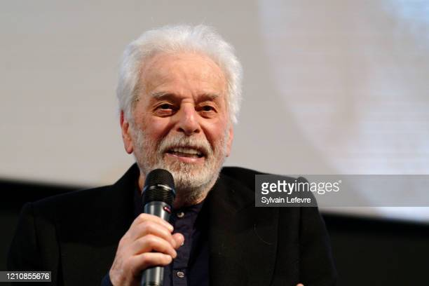 Filmmaker Alejandro Jodorowsky speaks at the Alejandro Jodorowsky Masterclass during the 10th Luxembourg City Film Festival Day Two on March 06 2020...