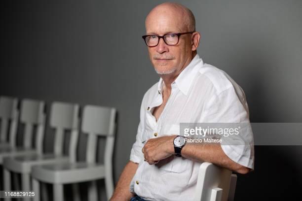 Filmmaker Alex Gibney poses for a portrait on September 1, 2019 in Venice, Italy.
