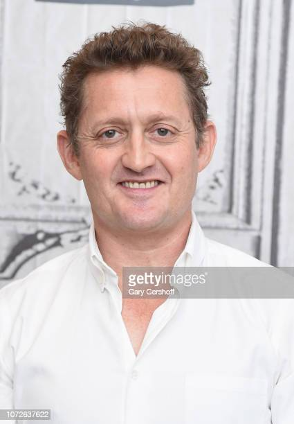 Filmmaker Alex Winter visits Build Series to discuss the documentary 'The Pentagon Papers' at Build Studio on November 26 2018 in New York City