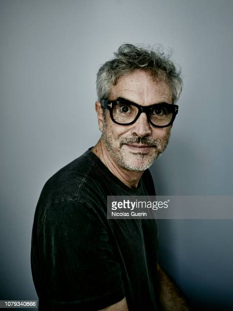 Filmmaker Alfonso Cuaron is photographed for Self Assignment on May 2017 in Cannes France