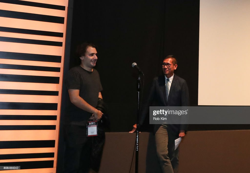 "55th New York Film Festival - ""Occidental"""