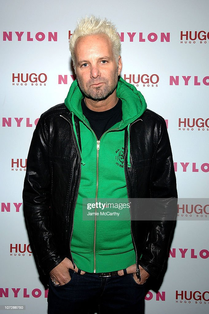 Filmmaker and Nylon Magazine Editor Marvin Scott Jarrett attends the Nylon Magazine and Hugo Boss Party for 'The Horrors' at Boost Mobile Lounge at Marquee on January 18, 2008 in Park City, Utah.