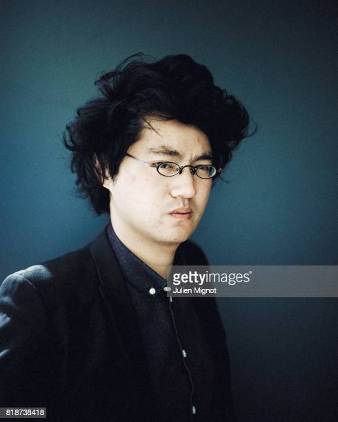 Filmmaker and producer Davy Chou is photographed for Grazia Magazine on May 20 2016 in Cannes France