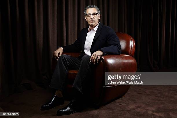 Filmmaker and the actor John Turturro is photographed for Paris Match on March 03 2014 in Paris France