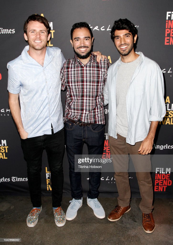 2018 LA Film Festival - Awards Reception : News Photo