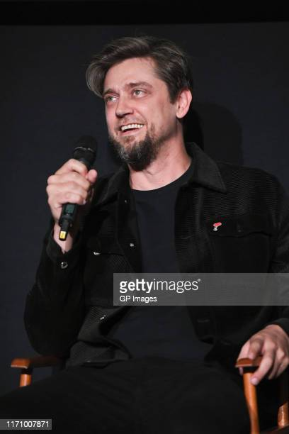 TWO filmmaker Andy Muschietti visits Scotiabank Theatre joins his Canadian fans in a special advance screening on August 29 2019 in Toronto Canada
