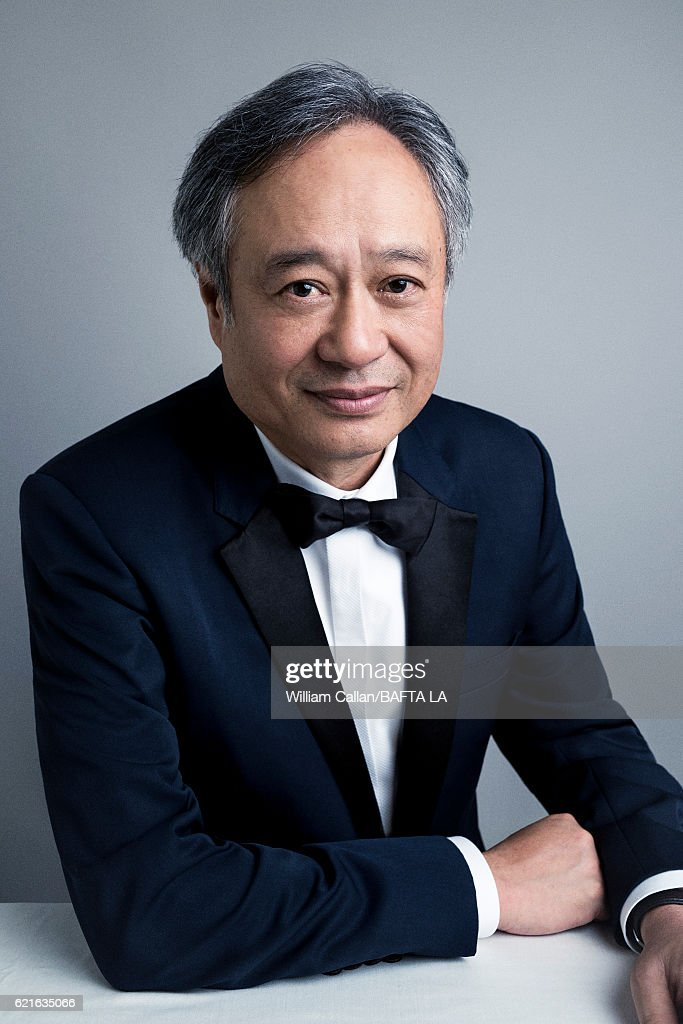 Filmmaker Ang Lee poses for a portrait at the 2016 AMD British Academy Britannia Awards presented by Jaguar Land Rover and American Airlines at The Beverly Hilton Hotel on October 28, 2016 in Beverly Hills, California.