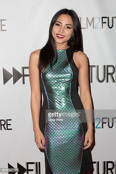 Filmmaker Anna Akana attends the Film2Future Inaugural Screenings and Awards Ceremony at Taglyan Complex on October 18 2016 in Los Angeles California