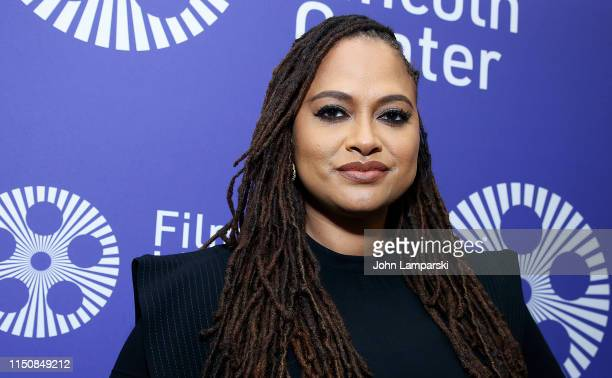Filmmaker Ava Duvernay attends Film at Lincoln Center screening of When They See Us at Walter Reade Theater on May 21 2019 in New York City