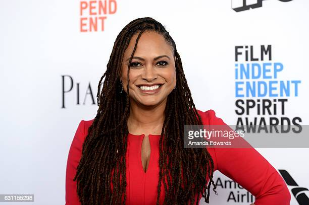 Filmmaker Ava DuVernay attends the 2017 Film Independent Filmmaker Grant and Spirit Award Nominees Brunch at BOA Steakhouse on January 7 2017 in West...
