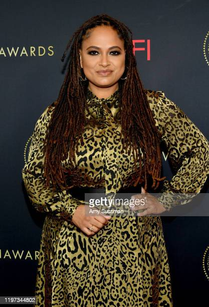 Filmmaker Ava DuVernay attends the 20th Annual AFI Awards at Four Seasons Hotel Los Angeles at Beverly Hills on January 03 2020 in Los Angeles...
