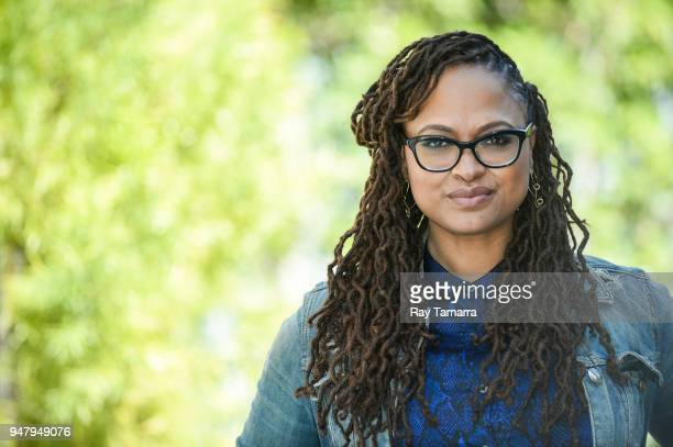 Filmmaker Ava DuVernay attends the ARRAY Open House at the ARRAY Headquarters on April 17 2018 in Los Angeles California