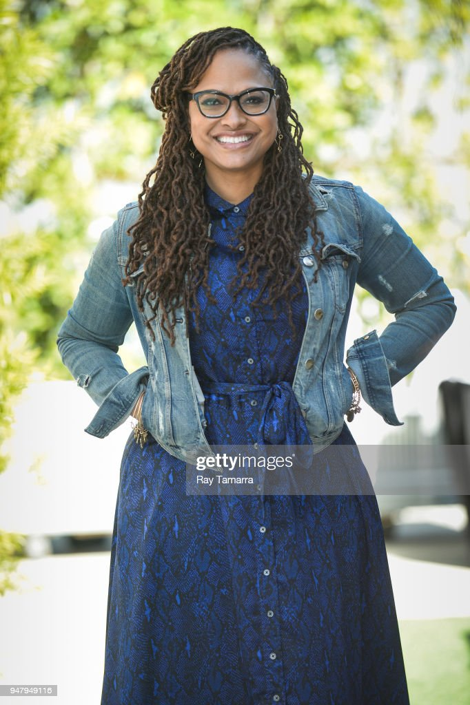 Filmmaker Ava DuVernay attends the ARRAY Open House at the ARRAY Headquarters on April 17, 2018 in Los Angeles, California.