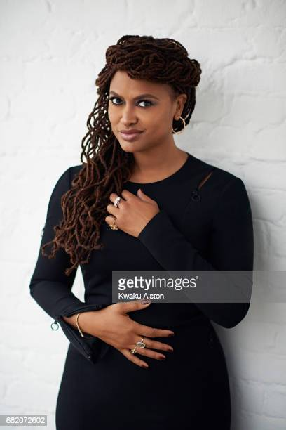 Filmmaker Ava DuVernay for Essence Magazine on December 23 2016 in Los Angeles California