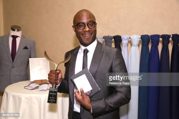 Filmmaker Barry Jenkins at Backstage Creations Retreat during the 2017 Writers Guild Awards at The Beverly Hilton Hotel on February 19 2017 in...