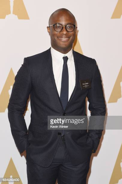 Filmmaker Barry Jenkins attends the 89th Annual Academy Awards Nominee Luncheon at The Beverly Hilton Hotel on February 6 2017 in Beverly Hills...