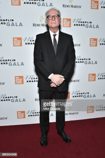 Filmmaker Barry Levinson backstage during the 44th Chaplin Award Gala at David H Koch Theater at Lincoln Center on May 8 2017 in New York City