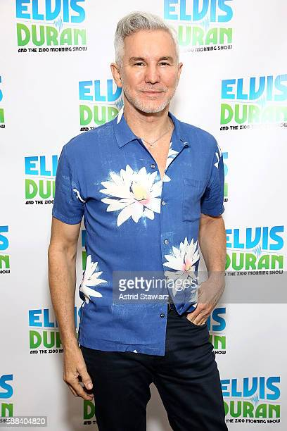 Filmmaker Baz Luhrmann visits The Elvis Duran Z100 Morning Show at Z100 Studio on August 10 2016 in New York City