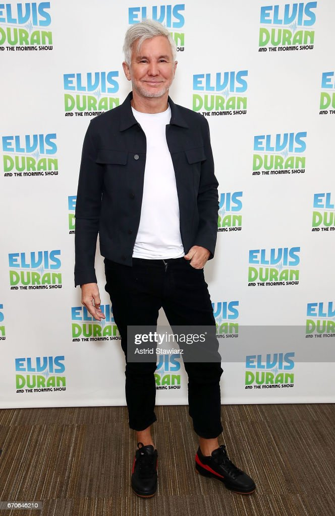 "Baz Luhrmann Visits ""The Elvis Duran Z100 Morning Show"""