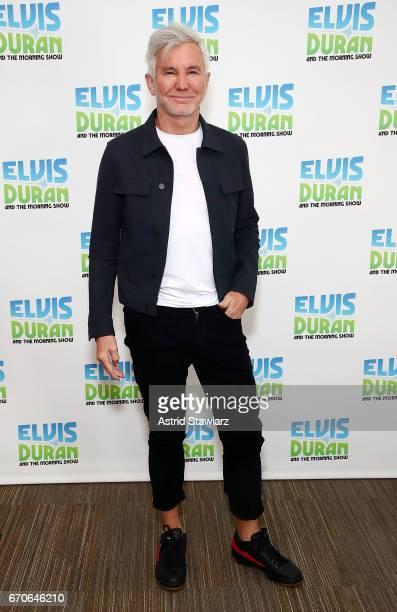 Filmmaker Baz Luhrmann visits 'The Elvis Duran Z100 Morning Show' at Z100 Studio on April 19 2017 in New York City