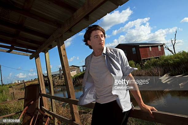 Filmmaker Behn Zeitlin is photographed for Los Angeles Times on April 29 2012 in New Orleans Louisiana Published Image CREDIT MUST BE Carolyn...
