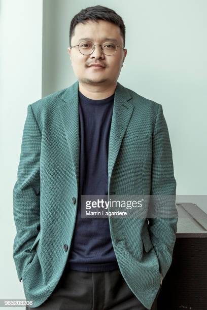 Filmmaker Bi Gan is photographed for Self Assignment, on May, 2018 in Cannes, France. . .