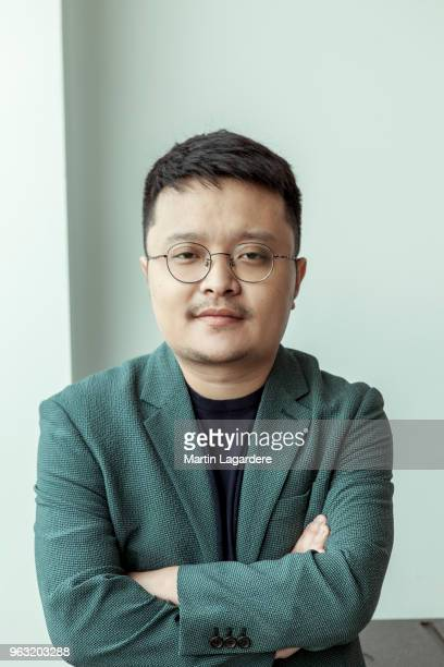 Filmmaker Bi Gan is photographed for Self Assignment on May 2018 in Cannes France