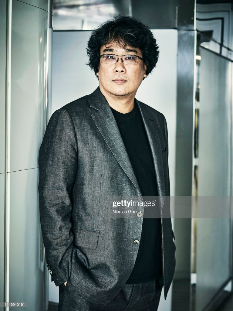 Bong Joon-ho, Cannes Film Festival, May 2019 : News Photo