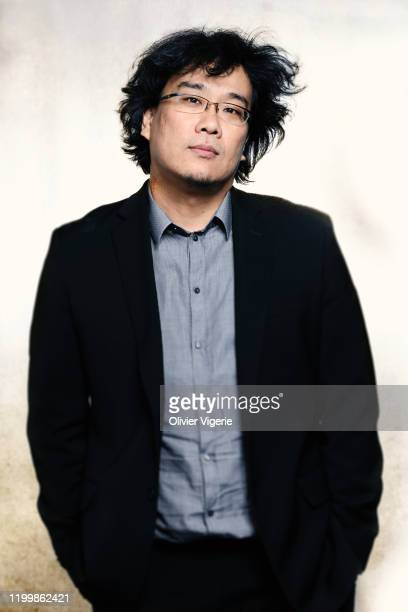 Filmmaker Bong Joon-ho poses for a portrait on September 7, 2013 in Deauville, France.