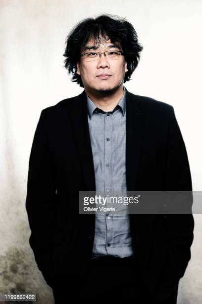 Filmmaker Bong Joon-ho poses for a portrait on September 7, 2013 in Deauville, France.