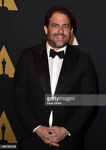 Filmmaker Brett Ratner attends the Academy of Motion Picture Arts and Sciences' 7th annual Governors Awards at The Ray Dolby Ballroom at Hollywood &...