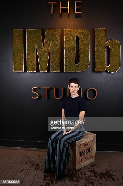 Filmmaker Calia Rowlson Hall of Strangers attends The IMDb Studio featuring the Filmmaker Discovery Lounge presented by Amazon Video Direct Day Four...