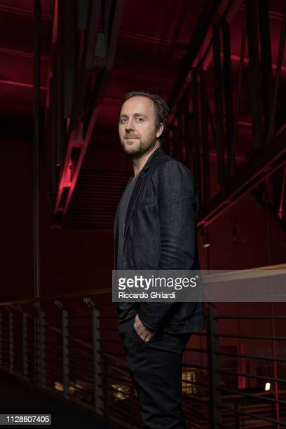 Filmmaker Carl Javer poses for a portrait during the 69th Berlinale International Film Festival on February 8 2019 in Berlin Germany
