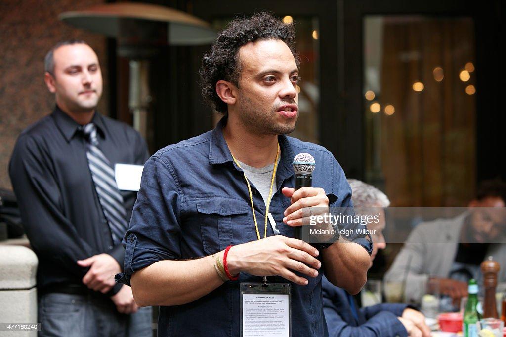 2015 Los Angeles Film Festival - DGA Luncheon : News Photo