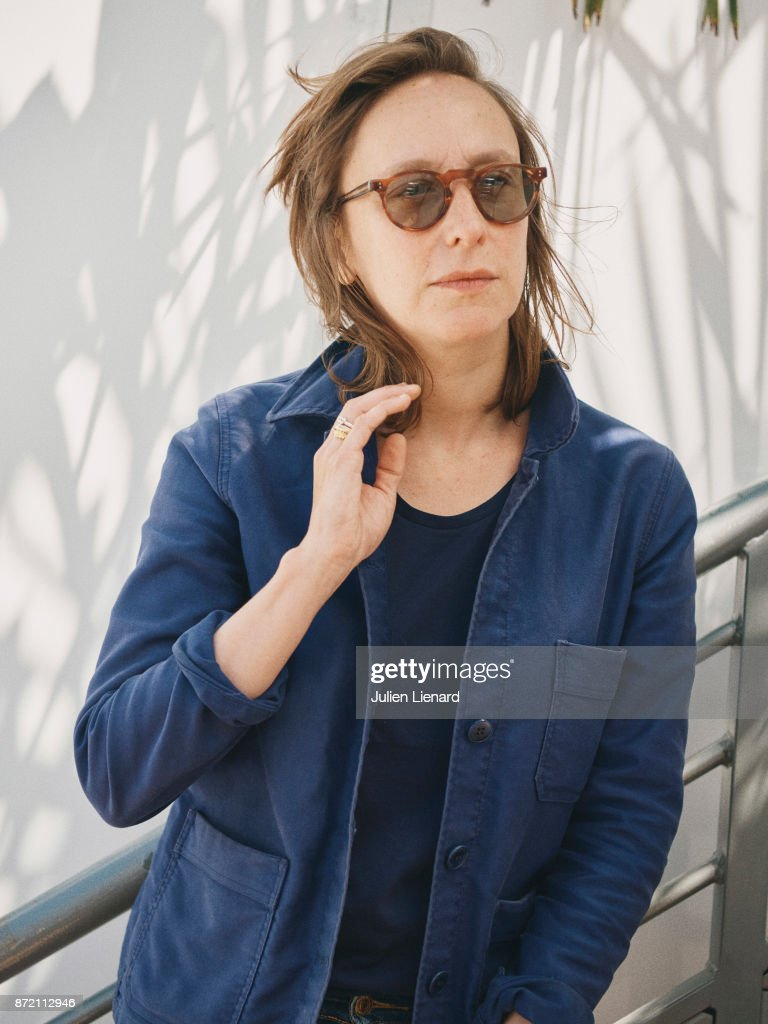 Celine Sciamma, 2017 Cannes Film Festival, Self Assignment, May 2017 : News Photo