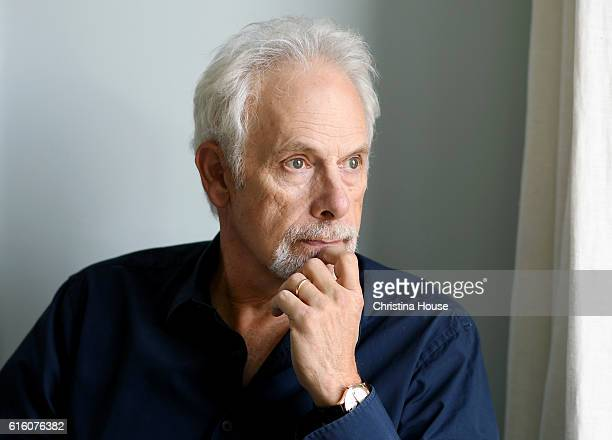 Filmmaker Christopher Guest is photographed for Los Angeles Times on September 2 2016 in Los Angeles California