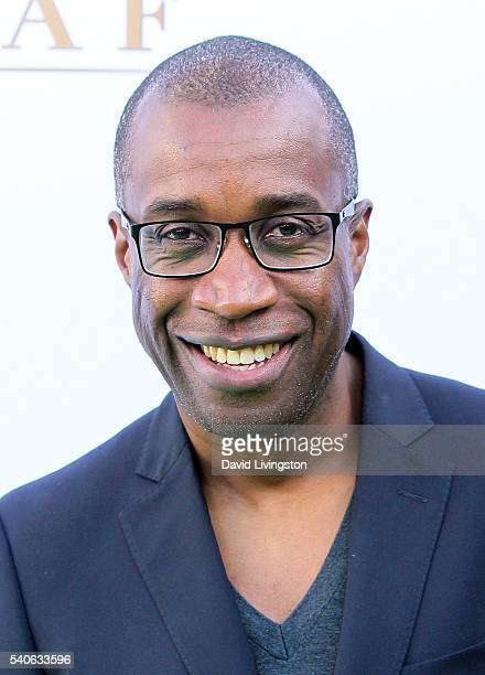 Filmmaker Clement Virgo attends the premiere of OWN's 'Greenleaf' at The Lot on June 15 2016 in West Hollywood California