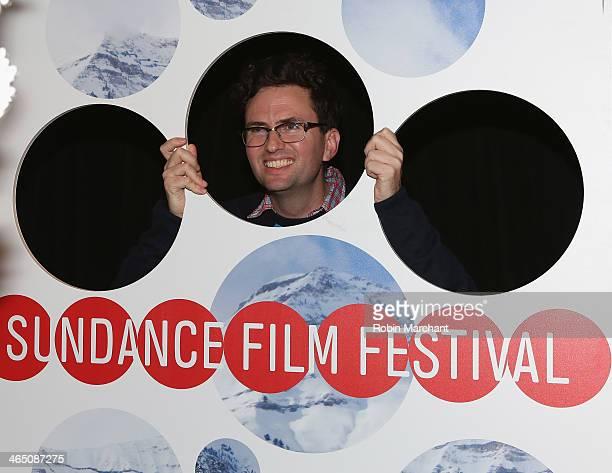 Filmmaker Craig Johnson winner of the Waldo Salt Screenwriting Award US Dramatic for 'The Skeleton Twins' attends the Awards Night Ceremony at Basin...