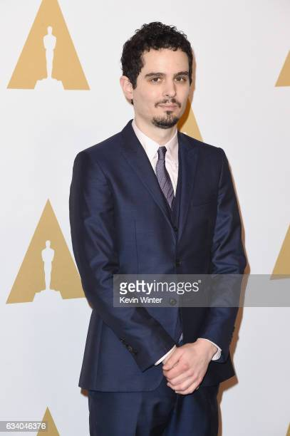 Filmmaker Damien Chazelle attends the 89th Annual Academy Awards Nominee Luncheon at The Beverly Hilton Hotel on February 6 2017 in Beverly Hills...