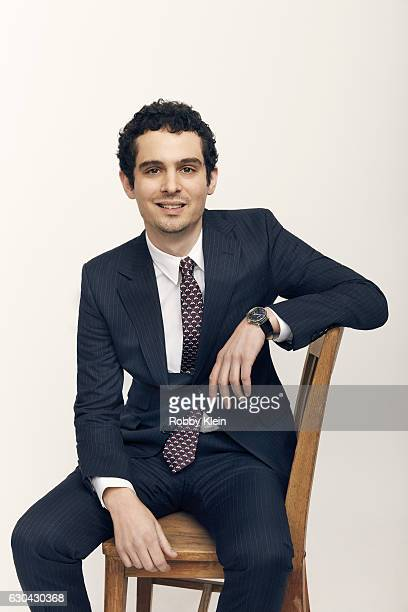 Filmmaker Damien Chazelle poses for a portrait during the 2016 Critics Choice Awards on December 11 2016 in Santa Monica California