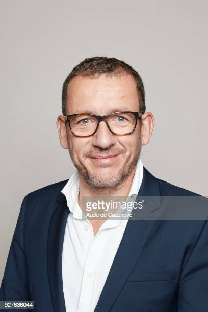 Filmmaker Dany Boon is photographed for Self Assignment on September 2017 in Paris France