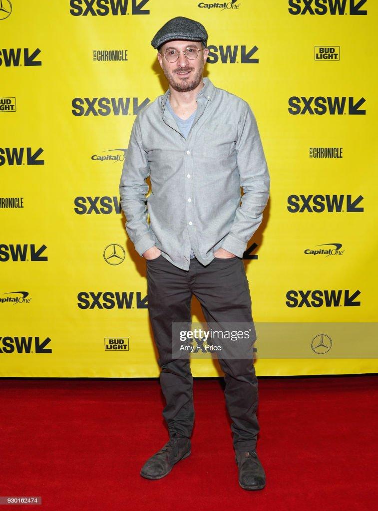 SXSW Film Keynote: Darren Aronofsky - 2018 SXSW Conference and Festivals