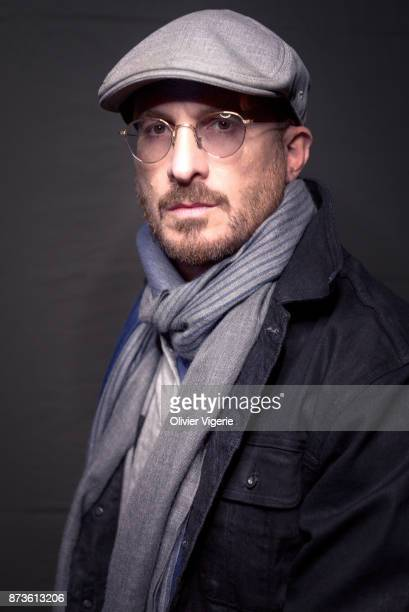 Filmmaker Darren Aronofsky is photographed for Self Assignment on September 2 2017 in Deauville France