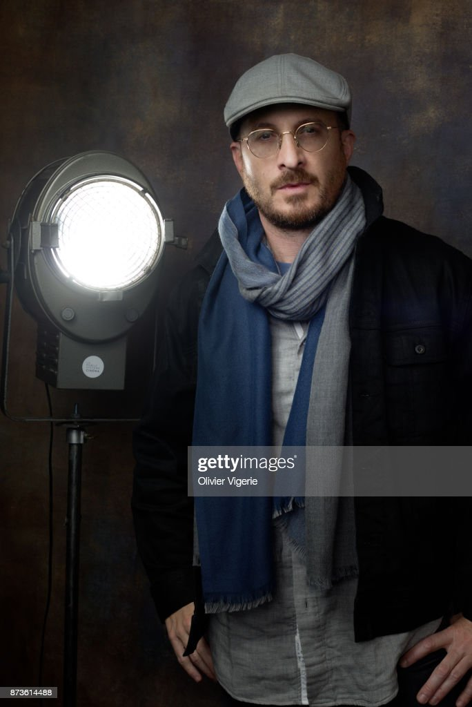 Filmmaker Darren Aronofsky is photographed for Self Assignment, on September 2, 2017 in Deauville, France.